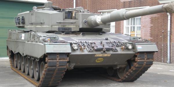 Leopard 2 A4/A5