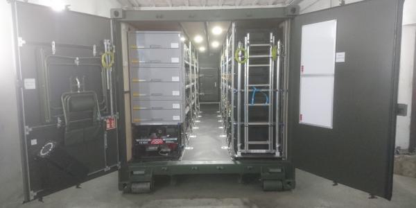 Mobilny System Przechowywania Uzbrojenia MSPU